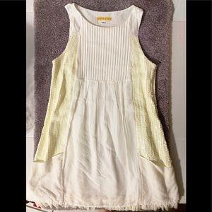 Alice and Olivia Shift Dress, Sequin Mini Length